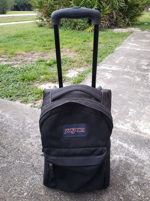 Jansport Rolling Backpack for Sale in Deltona, FL