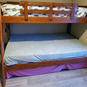 bunk bed for Sale in Raleigh, NC