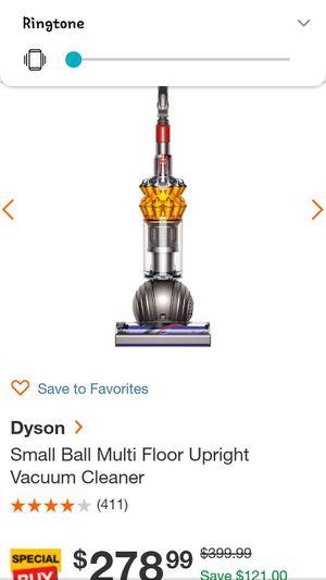 Dyson vacuum for Sale in Cedar Hill, TX