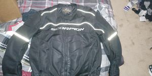 Scorpion LG motorcycle jacket for Sale in Fresno, CA