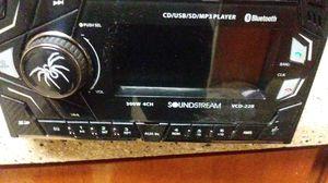 Soundstream Bluetooth car system for Sale in Sacramento, CA