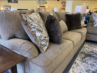 ASHLEY braemar sofa and loveseat for Sale in Houston,  TX