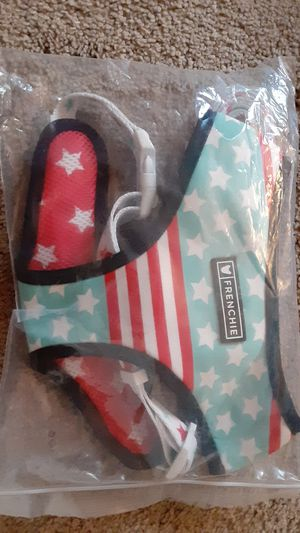 Frenchie dog harness & collar for Sale in Citrus Heights, CA