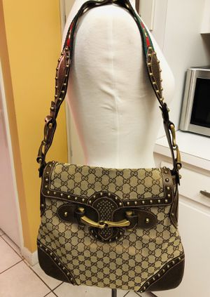 Gucci Studded Pelham Flap Bag for Sale in Casselberry, FL