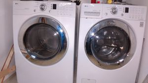 Lg washer and dryer set for Sale in Lewis McChord, WA