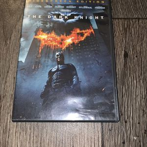Batman The Dark Knight DVD for Sale in Salt Lake City, UT
