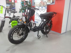 This is the hottest new electric bicycle on the market. 20 + miles per hour you don't have to Pedal DUI compliant up to 30 miles per charge for Sale in Virginia Beach, VA