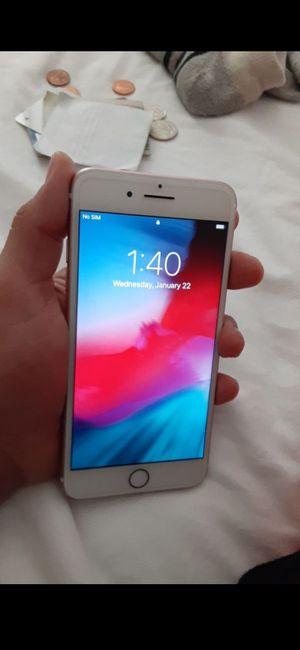 iPhone 7 plus 128gb passcode locked/no sim for Sale in San Jose, CA