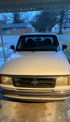 97 Ford Ranger for Sale in Clarksville, TN
