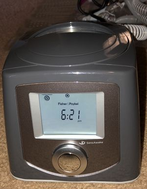 Fisher & Paykel ICON Auto CPAP Machine with Built-In Heated Humidifier and ThermoSmart Heated Hose for Sale in Alexandria, VA