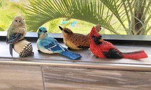 Bird Decor 4 pieces for Sale in Port Charlotte, FL