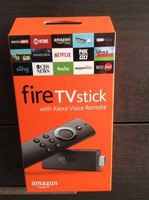Fire Sticks with Alexa remote for Sale in Cedar Park, TX