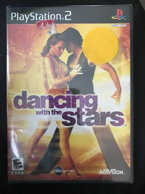 PS2 Dancing with the stars $10 for Sale in Bartow, FL