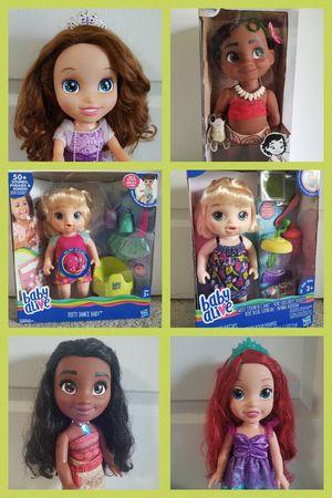 Princess doll - Baby Alive dolls for Sale in Sanford, FL