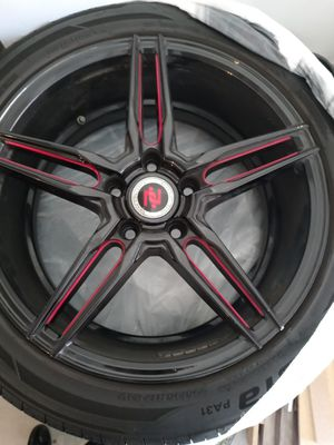 Wheels and tires for sale for Sale in Perris, CA