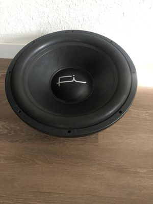 "15"" fl audio for Sale in San Diego, CA"