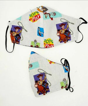 TOY STORY FACE MASK FOR KIDS (2YRS-7YRS) for Sale in Norwalk, CA