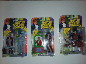 Austin Powers Action Figures for Sale in Chandler, AZ