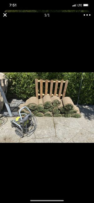 Sod grass for Sale in Gilroy, CA
