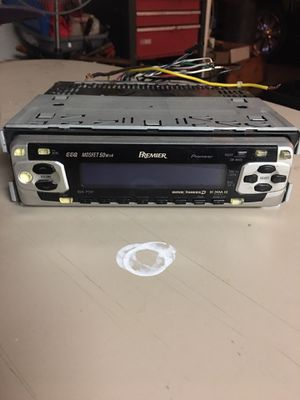 Pioneer Premier Car Stereo for Sale in Downey, CA