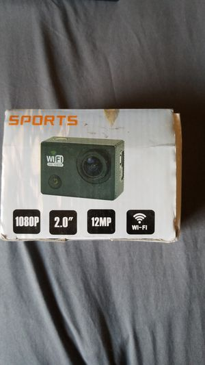12 megapixel action cam for Sale in Tempe, AZ