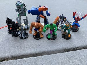 Attacktix game figures for Sale in Camp Hill, PA