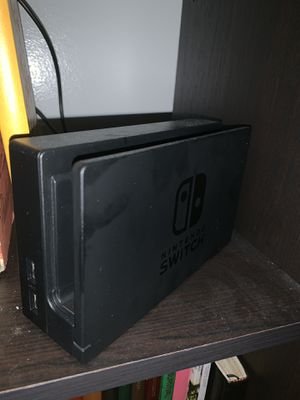 Nintendo switch dock for Sale in Pittsburgh, PA