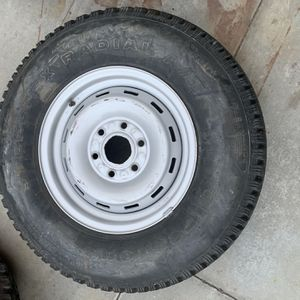 Wheels LT 24.5/75 rig M /S for Sale in Huntington Beach, CA