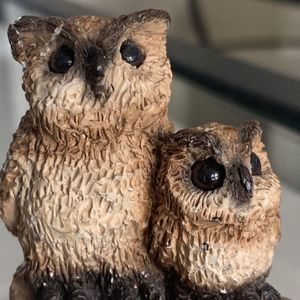 """Vintage 1994 mini owls 2"""" figurine In good condition for Sale in Hobe Sound, FL"""