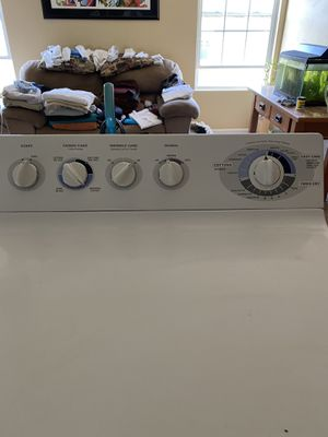 Washer and dryer for Sale in Joliet, IL
