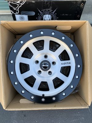Jeep Gladiator Wheels for Sale in Fontana, CA