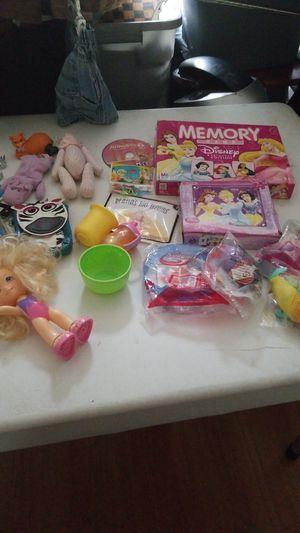 Girls 23 piece toy lot for Sale in Stuart, FL