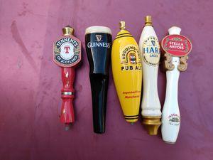 Beer tap handles for Sale in Auburndale, FL