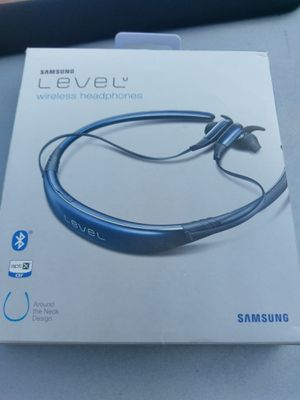 Samsung Level U Wireless Headphones for Sale in Houston, TX