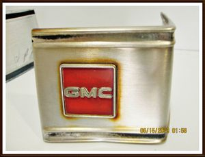 GMC Sierra cab moldings with emblem. Vintage auto part for Sale in Los Angeles, CA