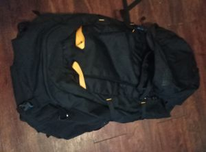 Large northface 65 Terra hiking backpack for Sale in Chicago, IL