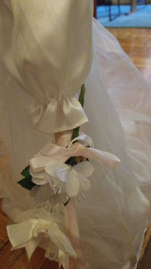 Wedding Doll with stand