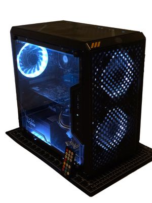 Gaming PC ASUS Rx 580 8GB AMD Fx-6300 for Sale in Glendora, CA