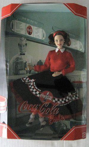 Coca-Cola Barbie Collector's Edition for Sale in Miami, FL