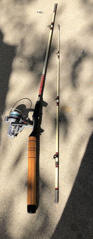 Vintage Zebco Fishing Rod and Daiwa Reel for Sale in Pomona, CA