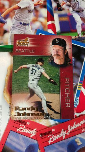6 Randy Johnson baseball cards for Sale in Lakewood, WA