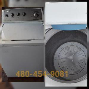 Whirlpool washer for sale valley wide appliance repair n vendo y reparo y mas for Sale in Phoenix, AZ