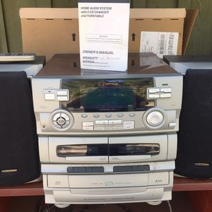Emerson Stereo System for Sale in Jamul, CA