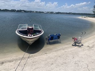 Dixie ski boat trade for truck #ford for Sale in Clermont,  FL