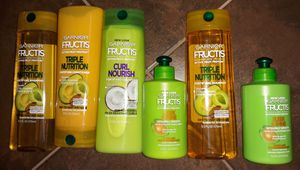 Garnier Fructis Shampoo and Conditioner for Sale in Gilbert, AZ