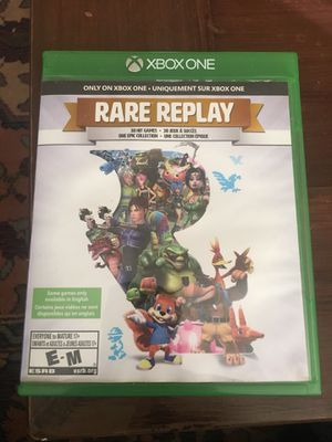 Rare Replay for Xbox One / 30 Game Collection for Sale in Portland, OR
