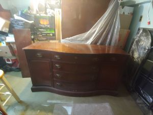Dining room table and Buffett for Sale in Waltham, MA