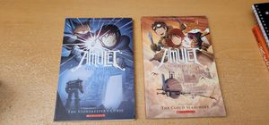 Amulet, books 2 &3 for Sale in Queens, NY