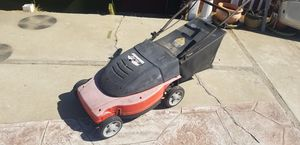 Electric plug in law mower for Sale in Covina, CA