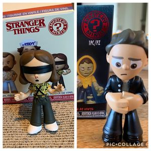 $3 for Both El Stan Funko Mystery Minis Stranger Things IT Chapter 2 for Sale in Diamond Bar, CA